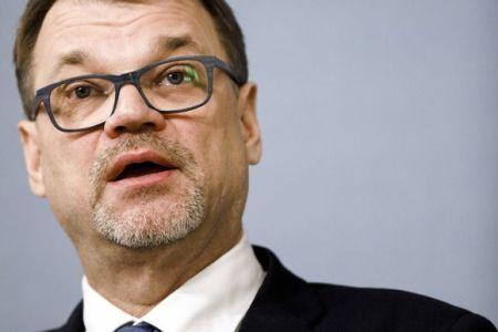 LKS 20190308 Pääministeri Juha Sipilä tiedotustilaisuudessa Kesärannassa 49426969