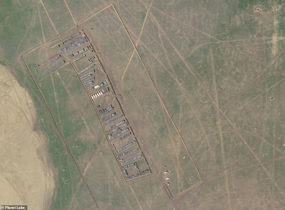 Russia base Crimea