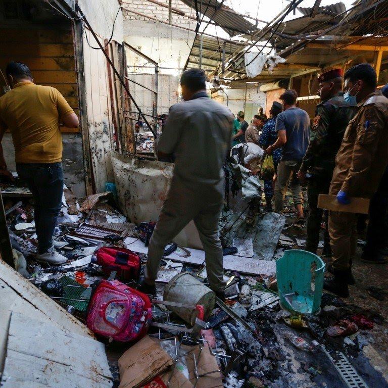 july sadr city explosion