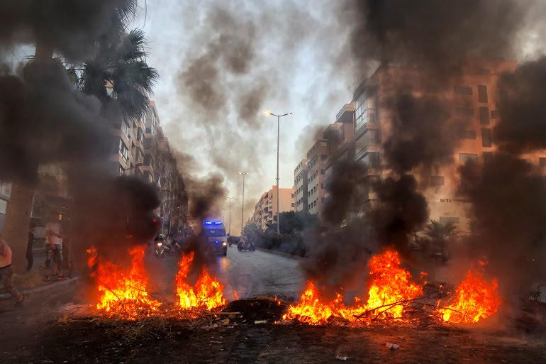 Lebanon economic crisis